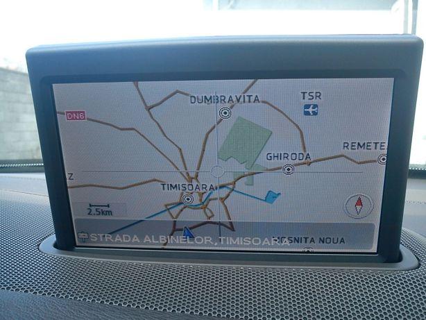 Volvo xc90 dvd harta RTI MMM+ Romania Europa