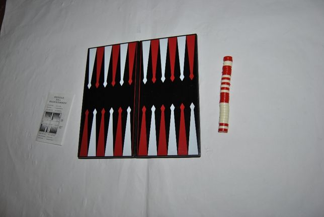 Joc magnetic de table backgammon