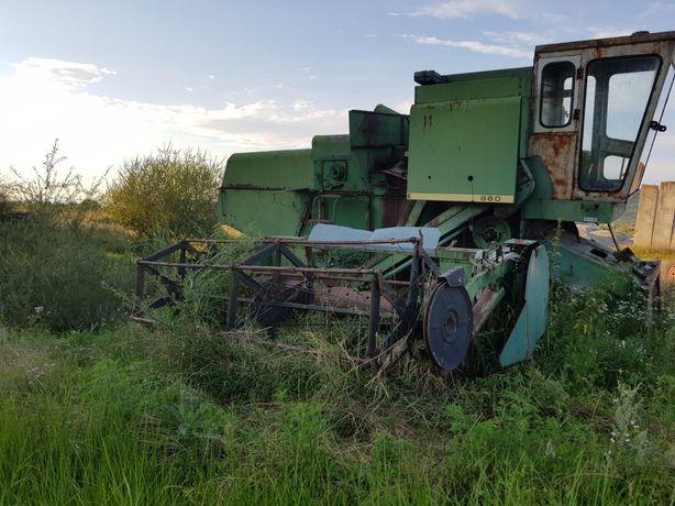 Combină John Deere 960 si camion RABA dezmembrare