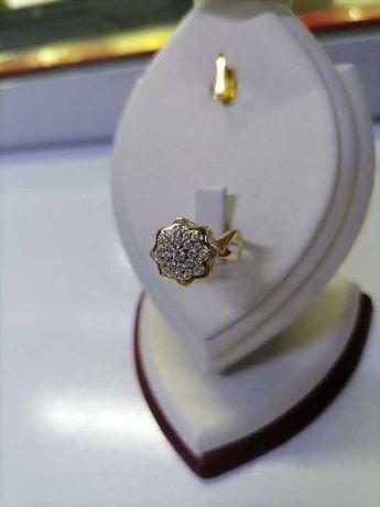 кольцо с камнями ВМ/10395