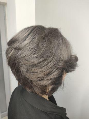 Окрашивание волос,айртач,мелирование,биохимия,бустап,стрижки жен/муж.