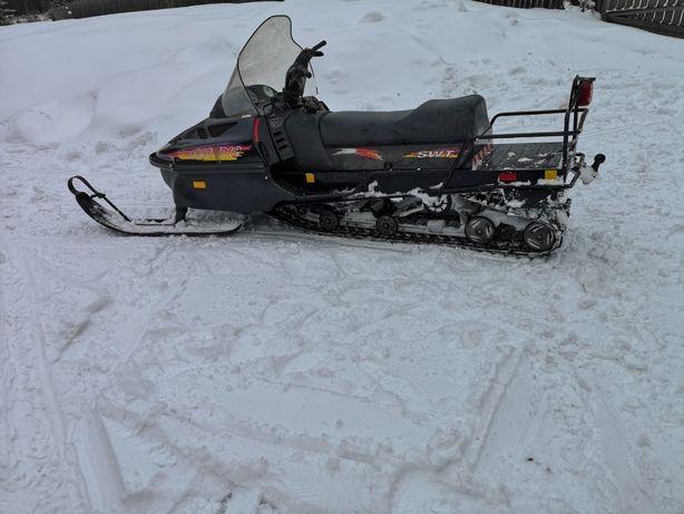snowmobile SKYDO - import recent