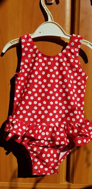 Costum de baie fetițe piscină înot 12-18 luni