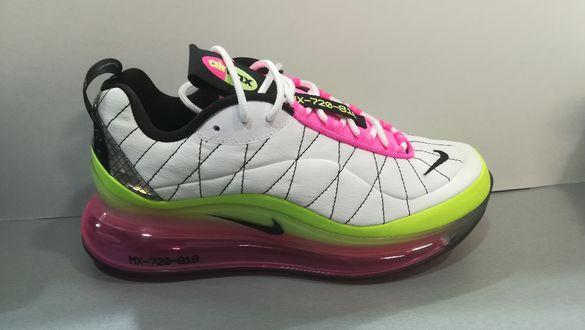 Nike Air Маx 720 и N37 и N37,5.Дамски маратонки с камера.Нови.Оригинал
