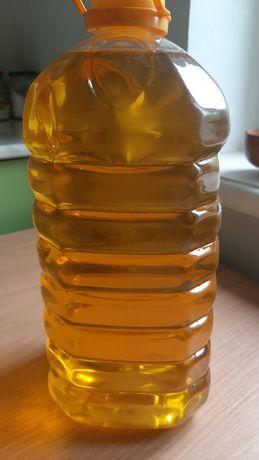 Не рафинированное подсолнечное масло, усть-каменогорск