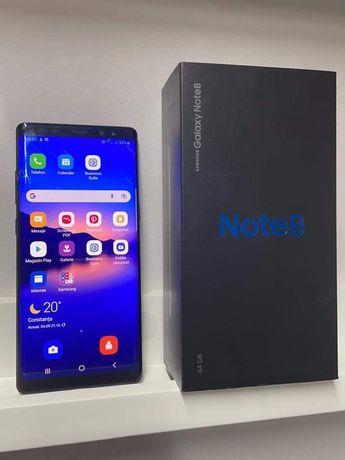 Samsung Note 8 ,cu toate accesoriile originale, defect poza 7