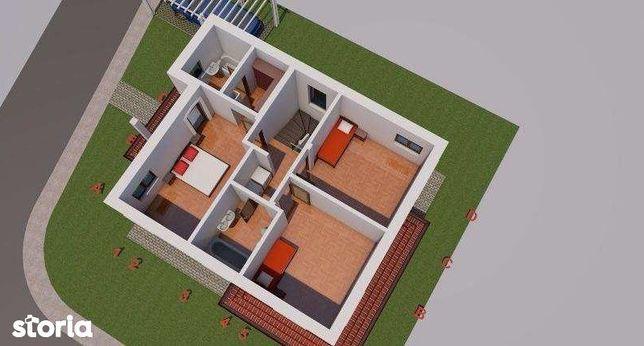Casă / Vilă cu 4 camere de vânzare în zona Borhanci