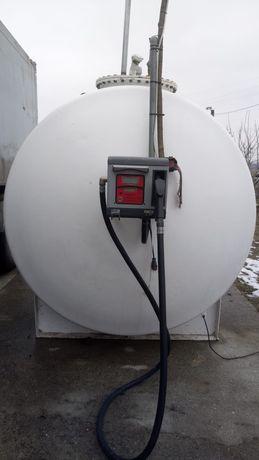 Rezervor bazin stocare motorină 30000 litri Pompa electronica cu soft