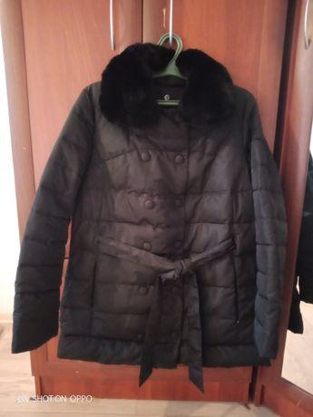 Продам новую куртку, очень классный, овчинный мех, размер 46