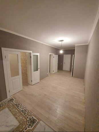 Ремонт квартир под ключ Шпаклевка стены обои водоэмульсия