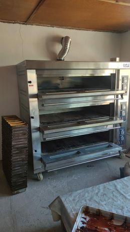 Печка хлебо пекарная