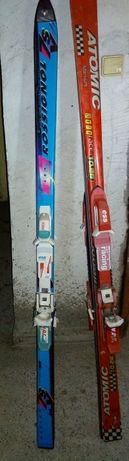 Ски и ски обувки