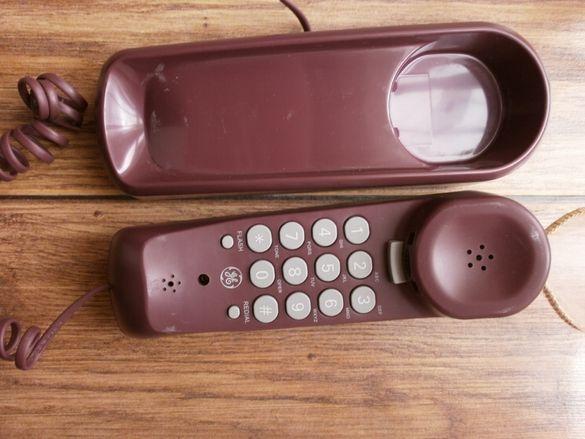 4бр Стационарен Телефон GE, Deutsche Post, Resprom