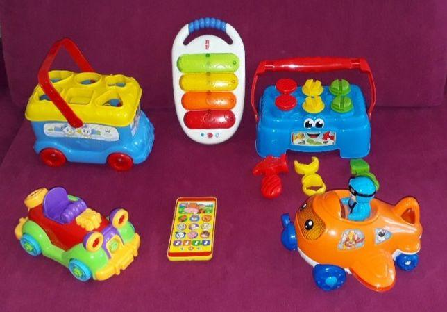LOT jucării interactive si motrice