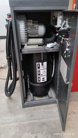 Прахосмукачка за автомивка на самообслужване турбинна Немска 2200W