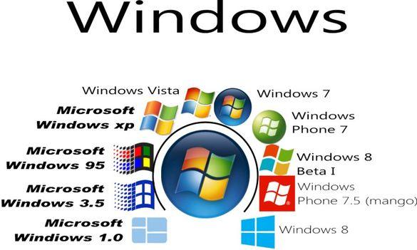 Инсталирам Windows във село Свещари