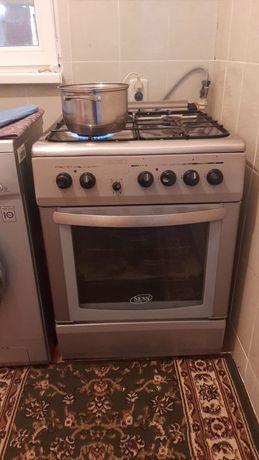 Газовая плитка (духовка электрический)