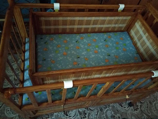 Кровать детская отличном состоянии