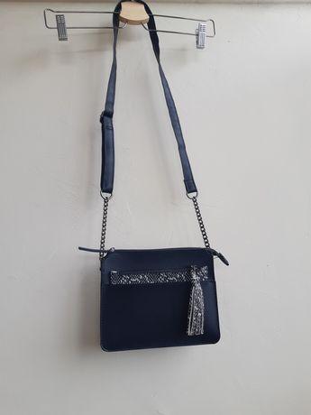 Дамска чанта с подвижно портмоне