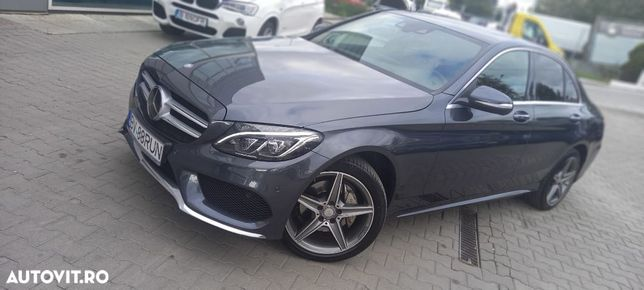 Mercedes-Benz C C220 AMG Pack 4 butoane. Se emite factura! ILS, Roti iarna