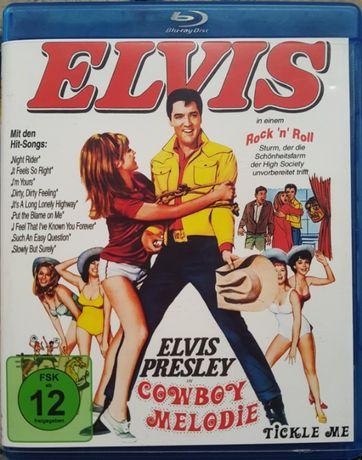 Elvis Presley - Cowboy Melodie (Tickle Me) BluRay