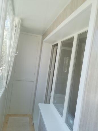 Пластиковые окна и двери!