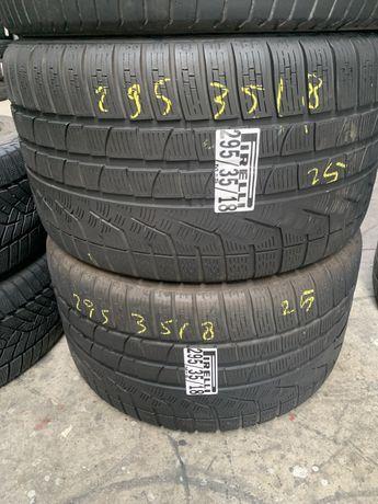 295/35/18 Pirelli M+s