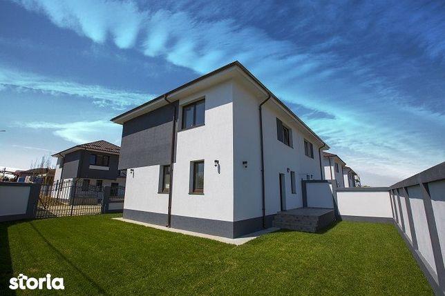 Vila cu 4 camere si curte proprie,Bragadiru