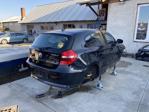 Haion cu luneta BMW seria 1 e87 LCI negru