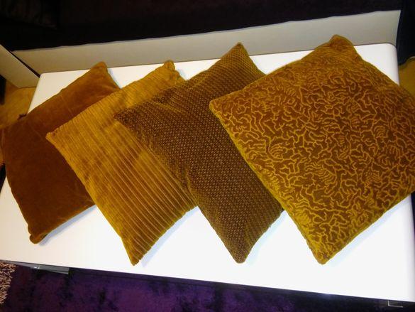 Комплект декоративни възглавнички