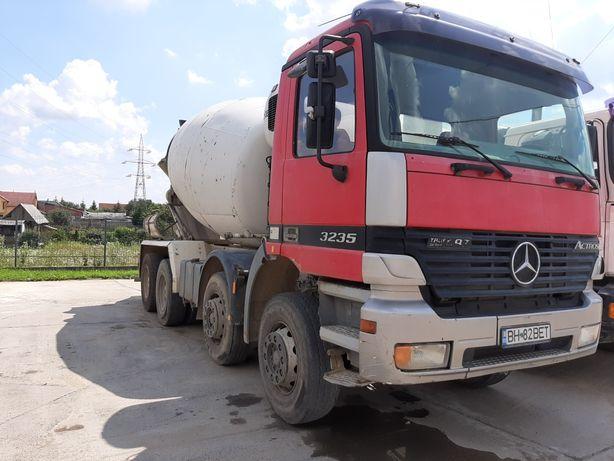 Autobetoniera Mercedes Actros cifa 8x4