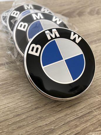 Капачки за Джанти БМВ-BMW 68mm в класически цвят