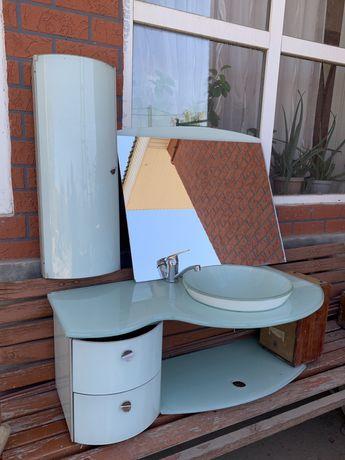 Раковина для ванны с тумбочкой