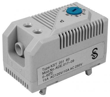 Controler de temperatura, mecanic - 0-60°C