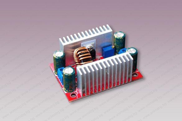 ANIMABG Повишаващ DC/DC конвертор до 60V 400W
