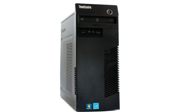 Компютър Lenovo ThinkCentre M72e i7-2600/8GB/500GB