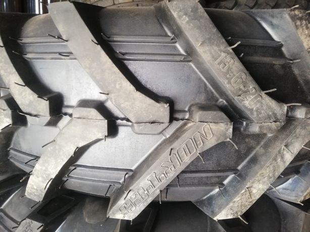 Шины передние на трактор. 13.6-20