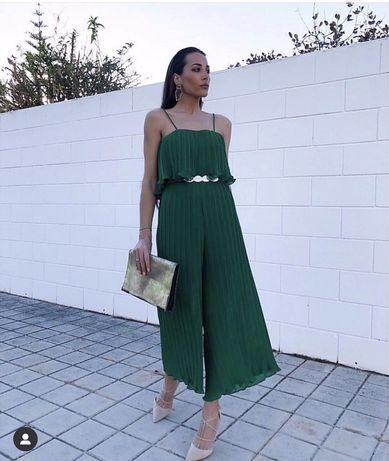 Salopeta Zara verde
