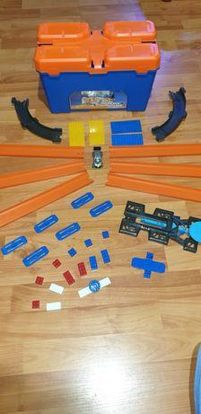 Set Hot Wheels - Starter Kit De Sine Hot Wheels DWW95