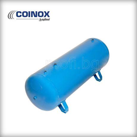 Ресивери/бутилки за въздух за компресор 100,200,300,500,720,1000 литра