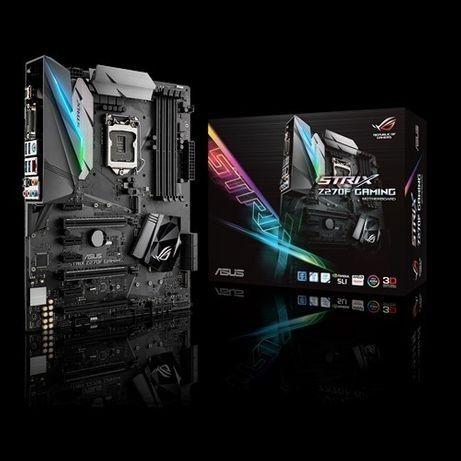 Продам материнскую плату ASUS ROG STRIX Z270 Gaming