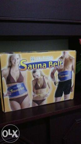 Sauna belt( ideala pt slabit)