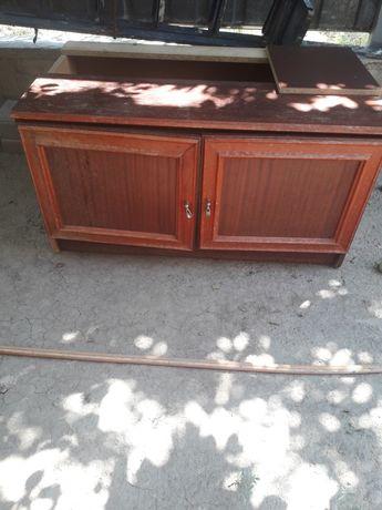 мебель б,у, шкафы, тумбы, шифонер, есть детский кровать.
