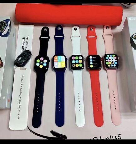 Apple watch M26 plus,смарт часы,умные часы,доставка