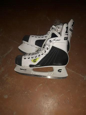 Хокейные коньки GRAF