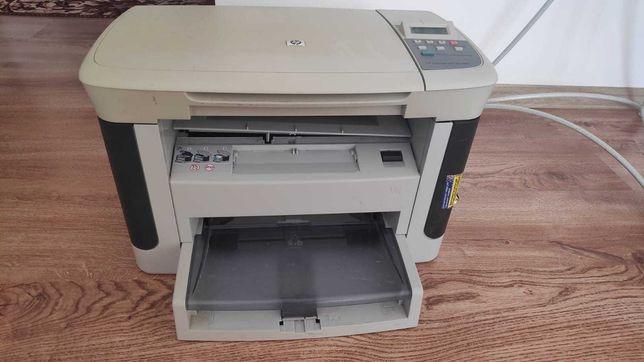 Принтер 3в1, HP LaserJet M1120 MFP