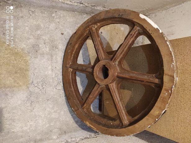 Roata de deviere -Volanta troliu ascensor fi 550 mm