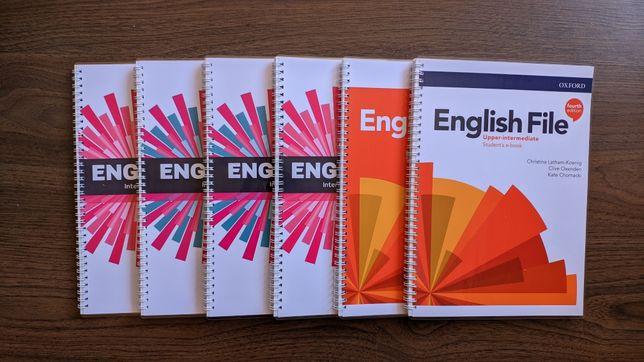 English File все уровни, все издания! Лучшее качество!!