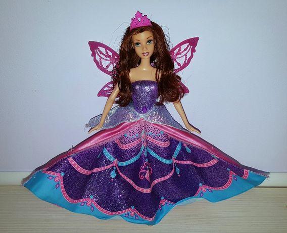 Papusa Barbie Fairytopia Printesa ca noua