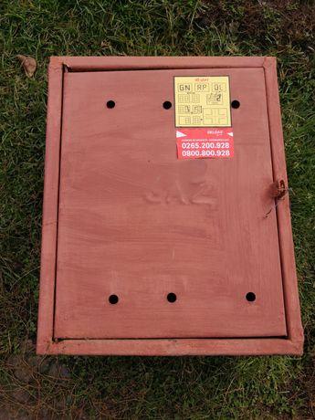 Cutie pentru contor gaz